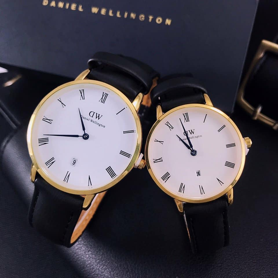 Đồng hồ cặp DW cao cấp