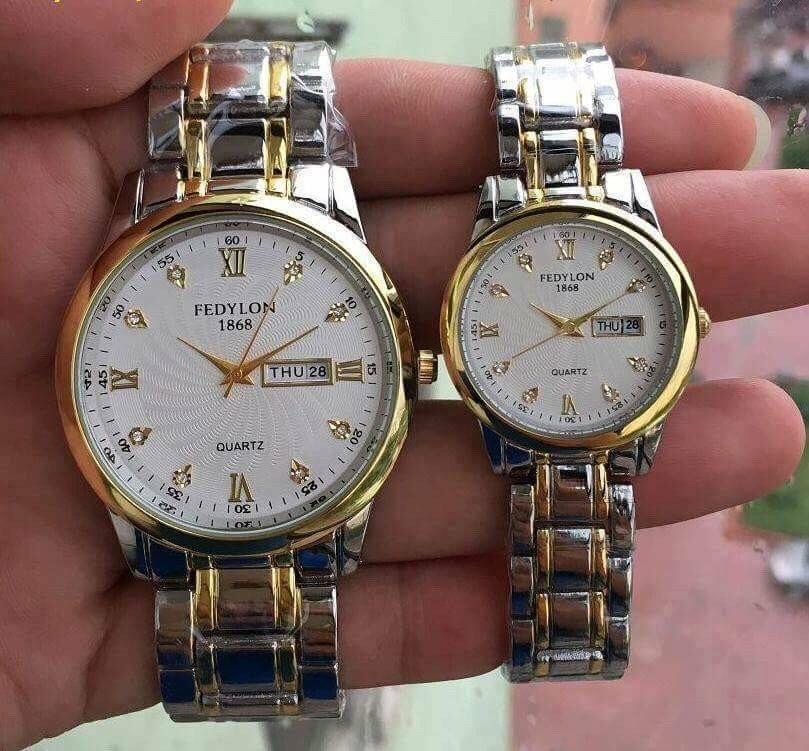 Đồng hồ Fedylon cặp tình nhân