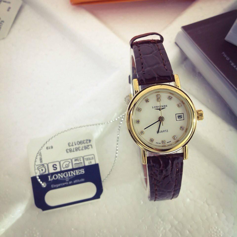 Đồng hồ nữ Longines thời trang giá rẻ