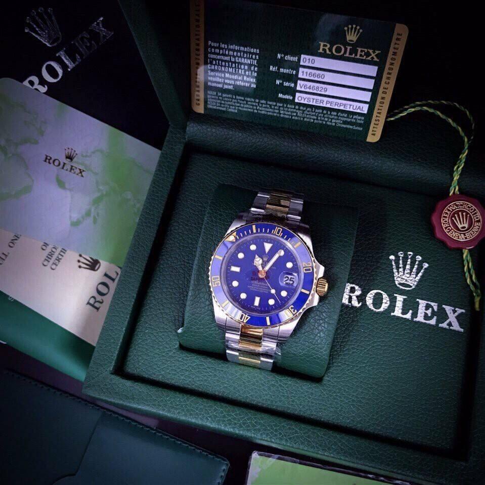 Đồng hồ nam Rolex cao cấp chính hãng