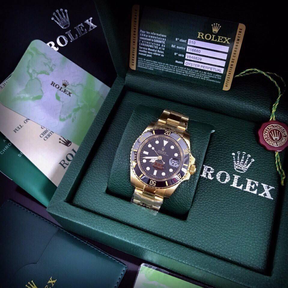 Đồng hồ Rolex nam năng động, phong cách