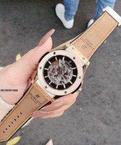 Đồng hồ hublot cơ giá rẻ, đồng hồ hublot nam cao cấp