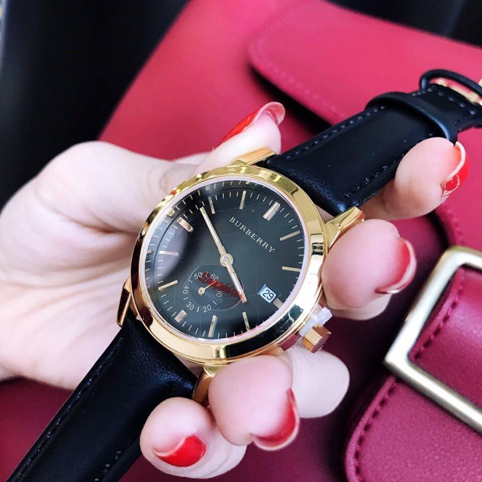 Đồng hồ nữ mặt đá sapphire