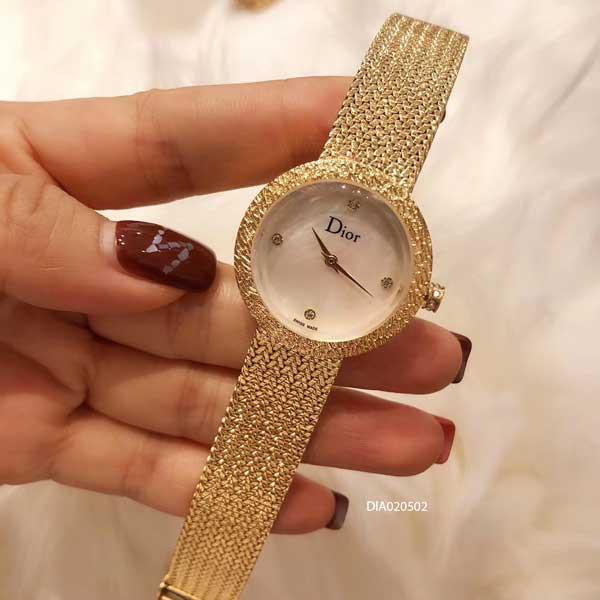 Đồng hồ dior nữ super fake