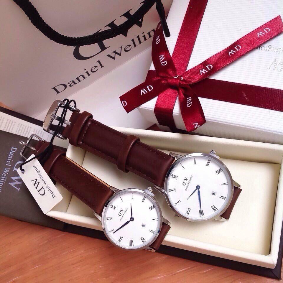 Đồng hồ cặp DW cao cấp giá rẻ