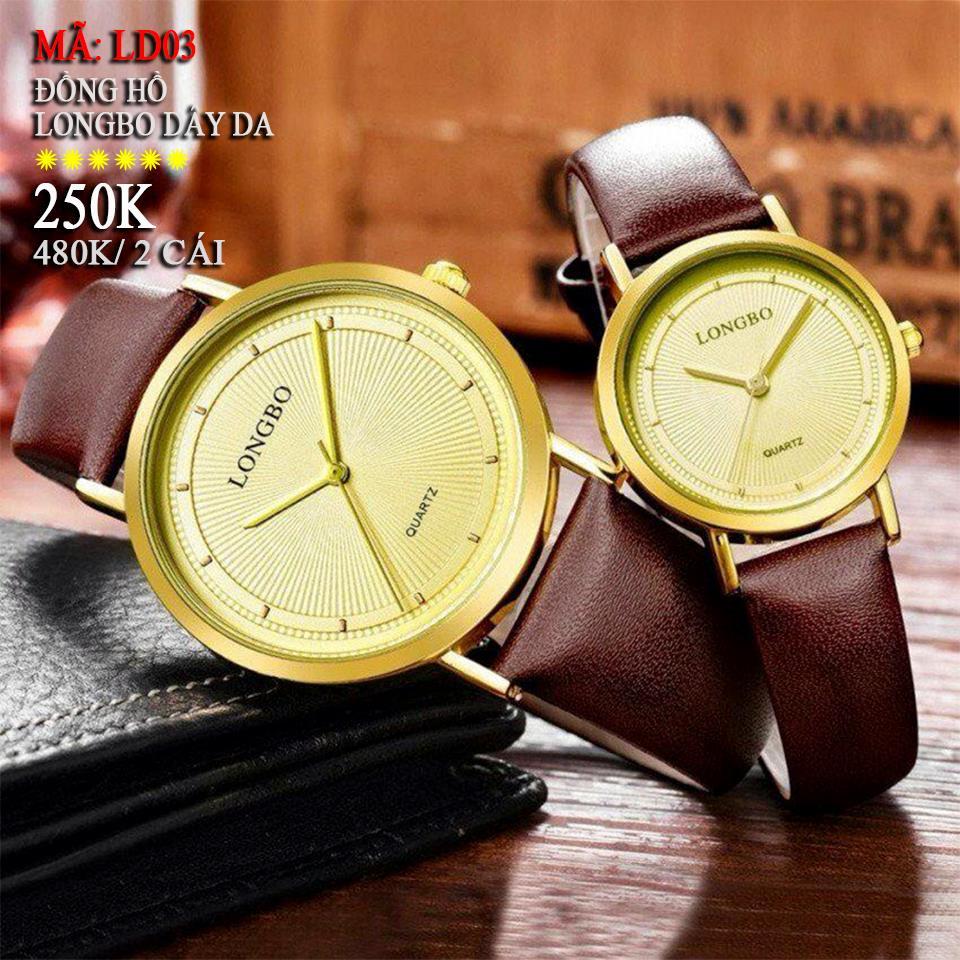 đồng hồ đôi thời trang cao cấp giá rẻ