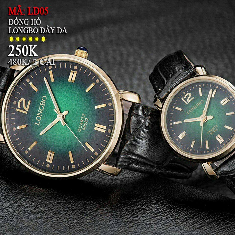 đồng hồ đôi phong cách năng động