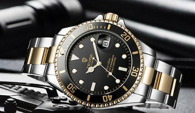 Đồng hồ nam Rolex dạ quang cao cấp