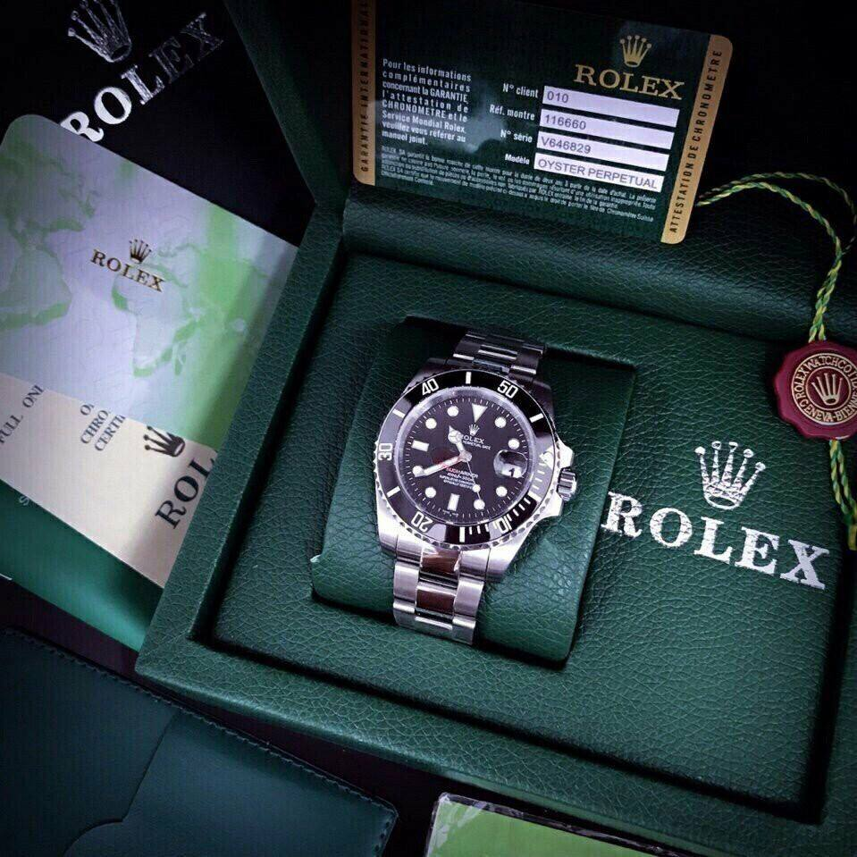 Đồng hồ nam Rolex mạnh mẻ cá tính