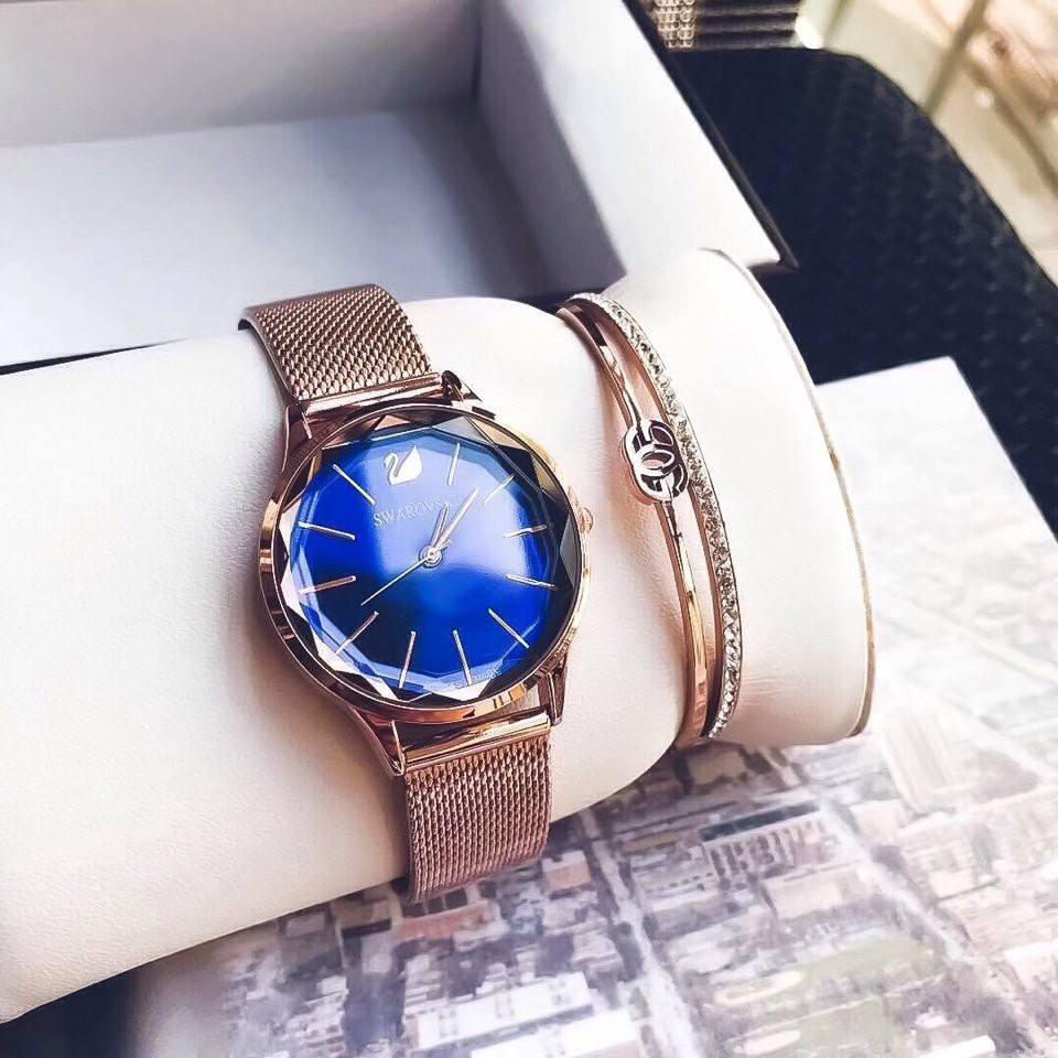 Đồng hồ nữ Swarovski thời trang sang trọng