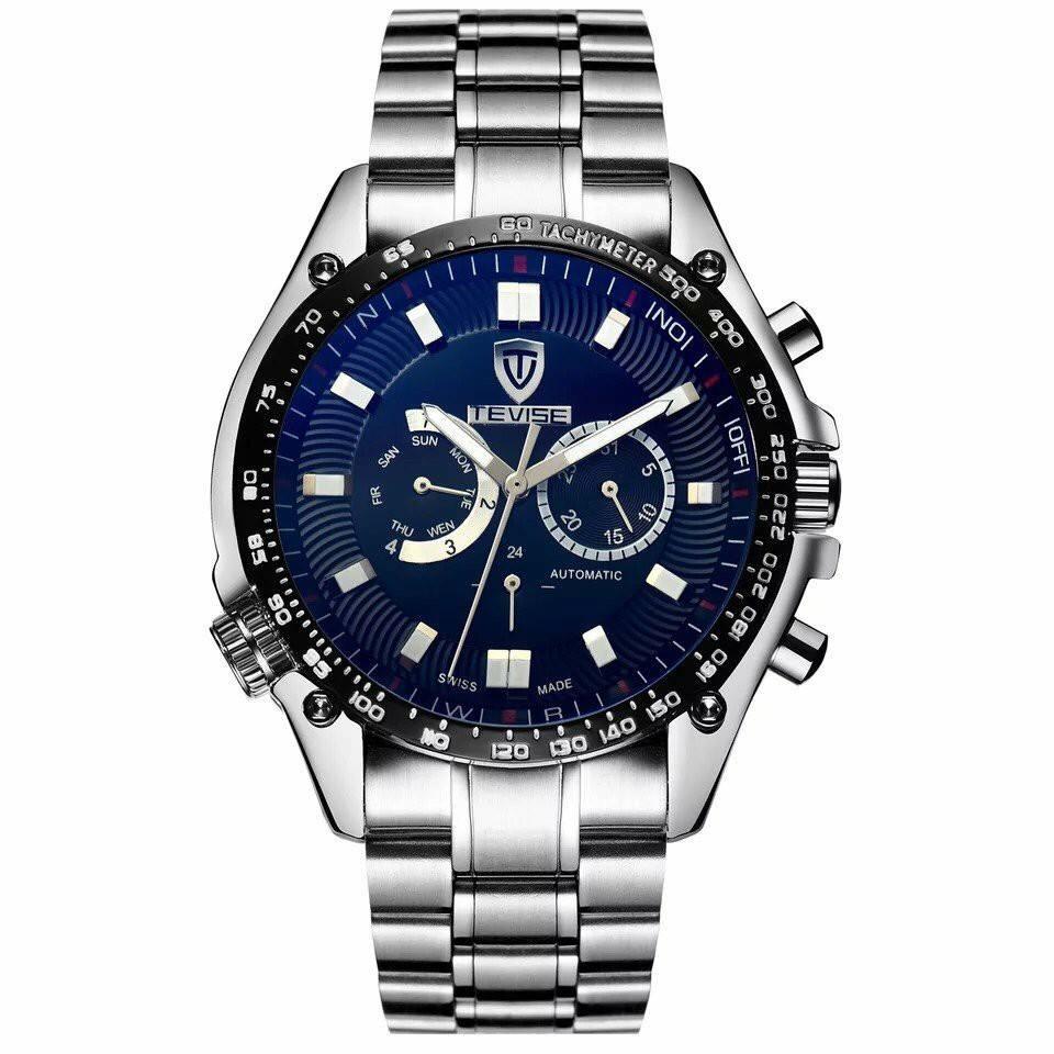 Đồng hồ nam cơ Tevise 671 chính hãng