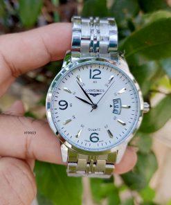 đồng hồ longines nam dây kim loại giá rẻ