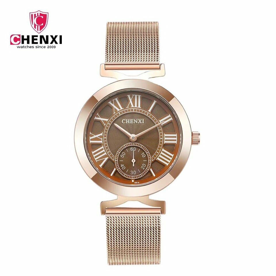 Đồng hồ nữ Chenxi thanh lịch cao cấp