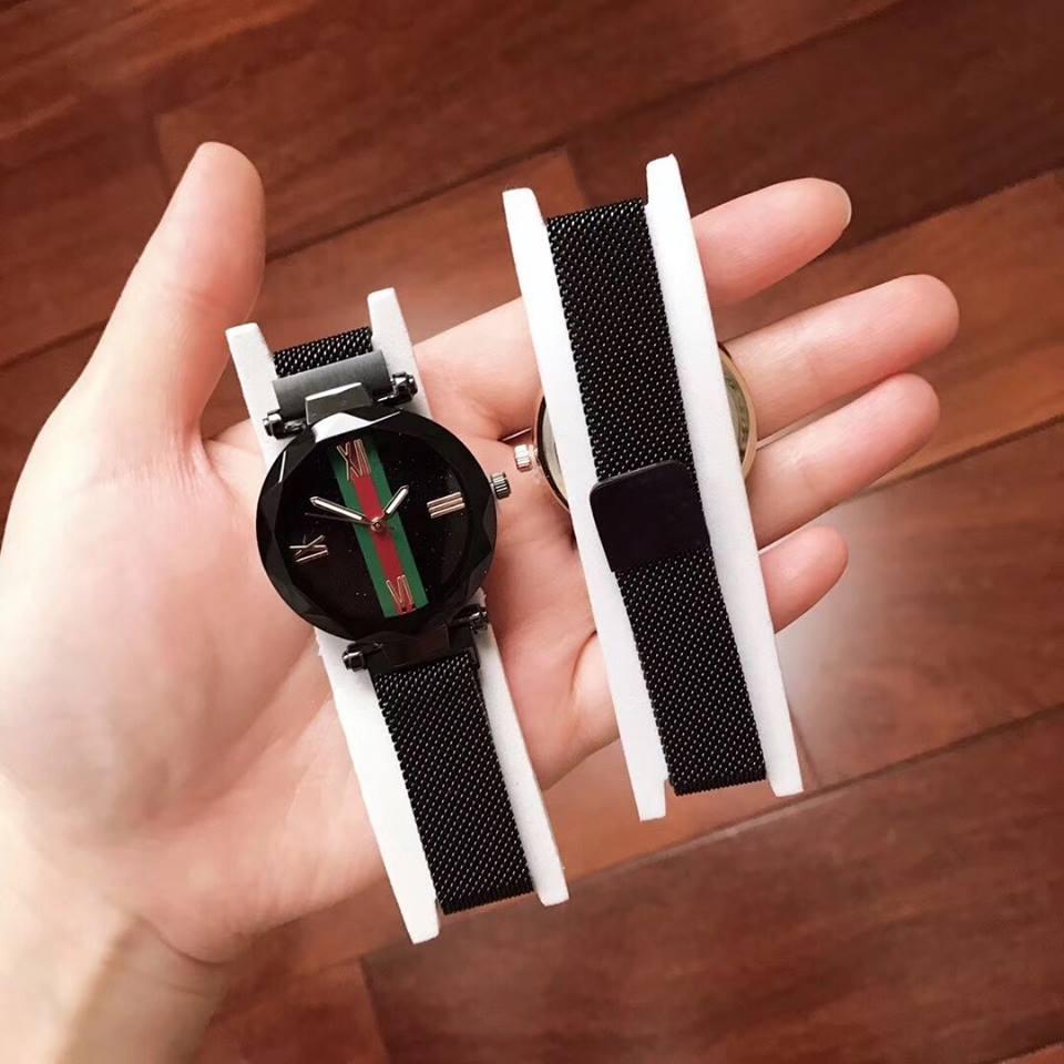 Đồng hồ gucci dây nam châm