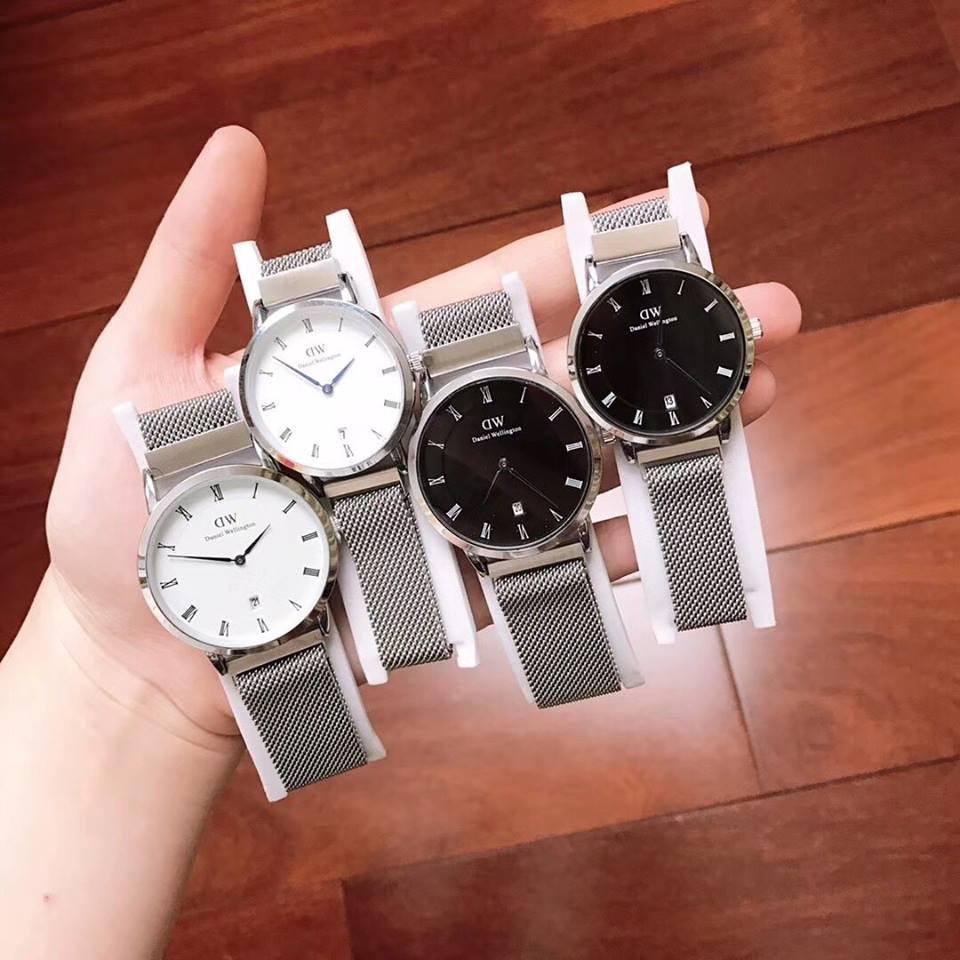 Đồng hồ dw dây nam châm