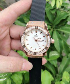 Đồng hồ hublot nữ fake giá rẻ dưới 300k