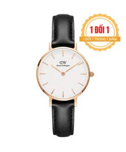 Đồng Hồ Daniel Wellington Nữ classic petite sheffield rose gold white 28mm.