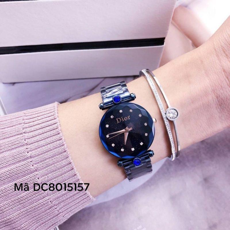 Đồng hồ dior nữ dây kim loại giá rẻ