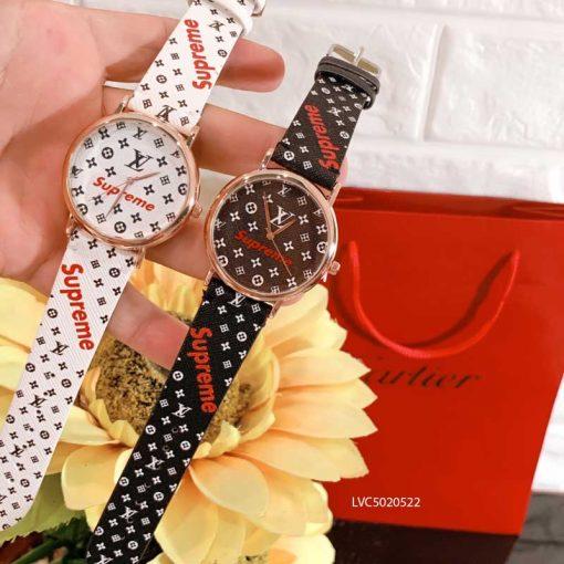 đồng hồ louis vuitton nữ chính hãng
