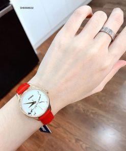 Đồng hồ Starke nữ dây da cao cấp chính hãng dưới 2 triệu