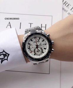 Đồng hồ casio nam dây thép