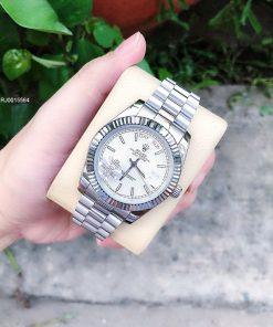 Đồng hồ rolex nam dây thép không gỉ