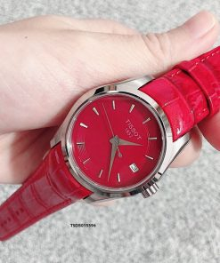 Đồng hồ Tissot 1853 nữ dây da cao cấp