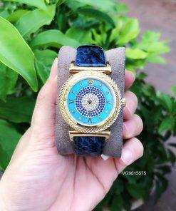 Đồng hồ Versace nữ dây da cao cấp