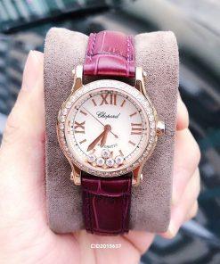 Đồng hồ Chopard Happy Sport Nữ Replica 1:1 chính hãng dưới 2 triệu