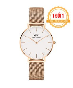Giá Đồng hồ daniel Wellington nữ dây kim loại chính hãng