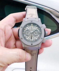 Đồng hồ Hublot Geneve Nam Cơ Automatic cao cấp