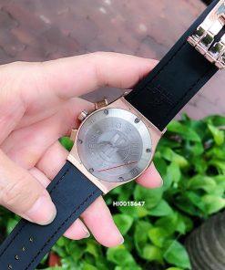Đồng hồ Hublot Geneve Chronograph Nam Siêu Cấp