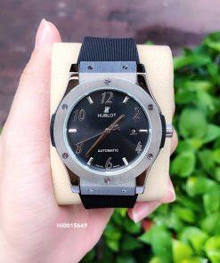 Đồng hồ Hublot Geneve Nam Cơ Automatic Siêu Cấp mặt Số chẵn