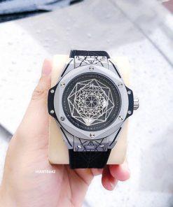 đồng hồ HublotBig Bang Sang Bleu Titanium