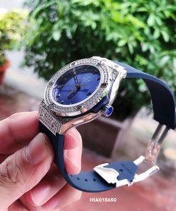Đồng hồ Hublot Geneve Chronograph 582888 Nữ siêu cấp