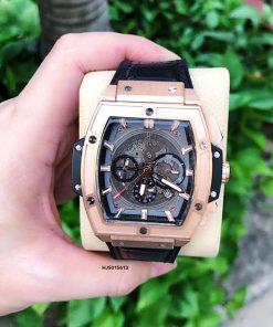 Đồng hồ Hublot Nam dòng Senna Champion 88 phiên bản Limited màu đen