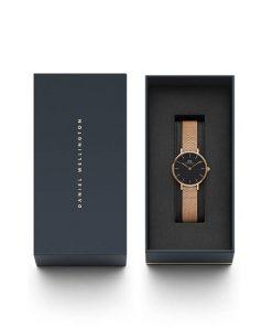 Đồng hồ Daniel Wellington DW00100217 Nữ Classic Petite Melrose 28mm