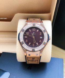 Đồng hồ hublot siêu cấp super fake đính đá giá rẻ