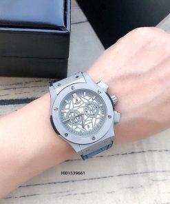 Đồng hồ Hublot Geneve nam Siêu cấp mặt quả cầu