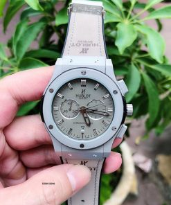 Đồng hồ Cặp Hublot Genever Chronograph cao cấp giá rẻ