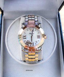 Đồng hồ Chopard Happy Sport dây kim loại Replica 1.1