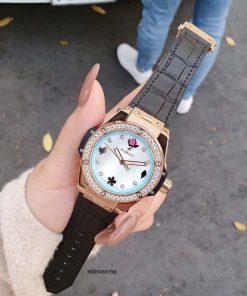 Đồng hồ Hublot Nam Big Bang Mặt đính kim cương cực đẹp