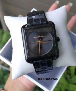 Đồng Hồ Michael Kors nữ MK3662 dây thép không gỉ màu đen