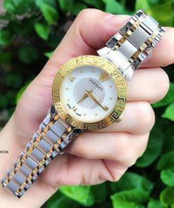 Đồng hồ Versace Daphnis Nữ dây kim loại cao cấp