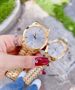 đồng hồ omega sapphire nam nữ máy cơ giá rẻ
