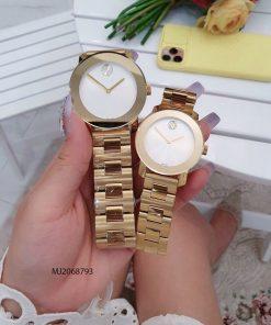 đồng hồ movado fake dây kim loại giá rẻ tại tphcm