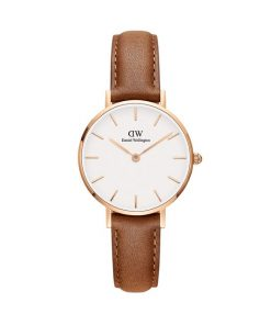 Đồng hồ DW Super Cao Cấp Classic Petite Durham Rose Gold White 28mm-32mm