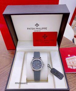 Đồng hồ Patek Philippe Nautilus nữ giá rẻ fullbox