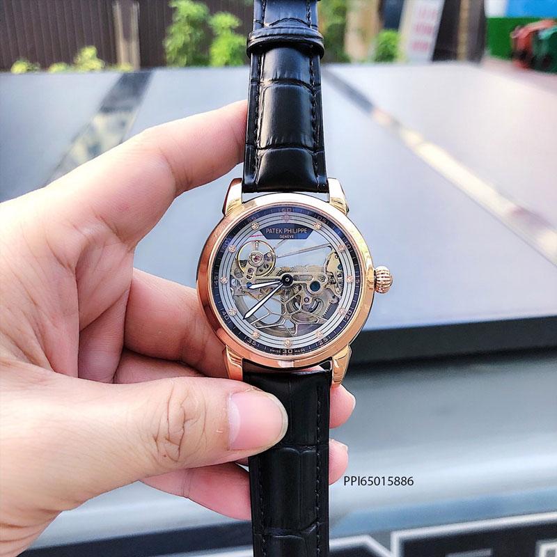 Đồng hồ đeo tay Patek Philippe Calatrava 5296R-010