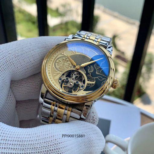 Đồng hồ nam Patek Philippe máy cơ lộ cao cấp giá rẻ